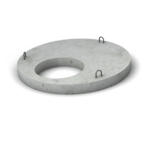 Плита перекриття для колодязів 1ПП15