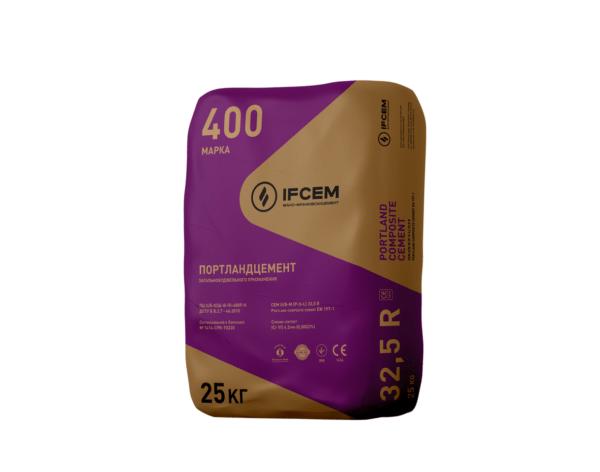 Цемент ПЦ 400 тарований