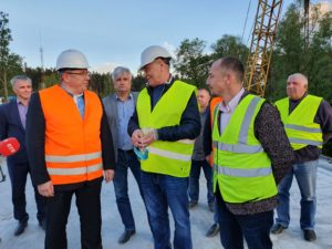 велике будівництво Rgm group