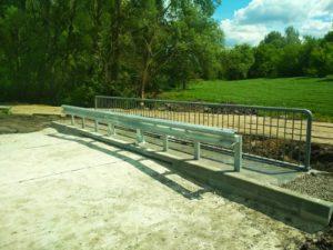 ремонт мосту в с. Шевченкове