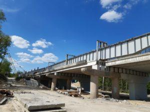 мост в Климентовому