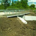 Завершуємо ремонтні роботи мосту в с. Шевченкове
