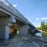 «Велике будівництво» Климентовського мосту триває!