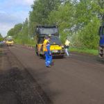 RGM group продовжує ремонтувати дорогу  Батурин-Конотоп-Суми