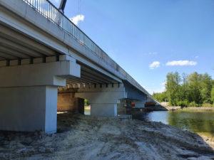 ремонт моста RGM group