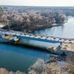В рамках програми «Велике будівництво» відкривається міст у Климентово