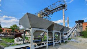 Виробництво бетону