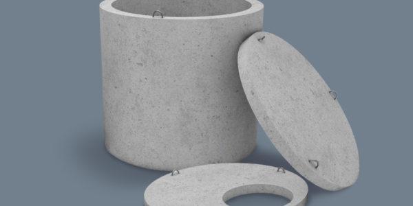 бетонні кільця RGM group