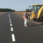 ТОВ «Роад Констракшн» завершує будівництво дороги «Краснопілля-КПП «Покровка»