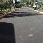 ТОВ «Роад Констракшн» завершило ремонт внутрішньо-дворових доріг у Тростянці
