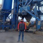 Анатолій Ганзін:«Ми зводили асфальтобетонний завод з нуля…»