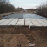 Завершуємо роботи мостового переходу в с.Копійки