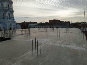 заливка бетону RGM group