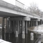 ТОВ «Сумимостобуд» виконало третину робіт по капітальному ремонту мостового переходу поблизу КПП «Катеринівка»
