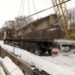 Повертаємося до роботи на мосту у с.Заруцькому поблизу КПП «Катеринівка»