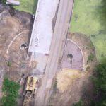 Продовжуємо масштабний ремонт мосту у с. Заруцькому