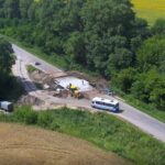 Продовжуємо ремонт мостового переходу на Глухівщині